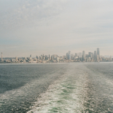 Minolta srt 201 kodak ultra max seattle