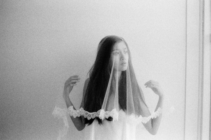 seattle film photographer portraits BW Delta 3200