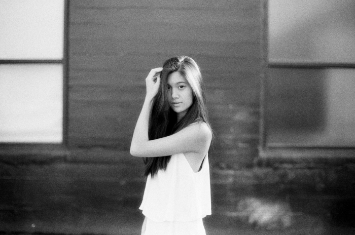 seattle film photographer portraits BW Delta 3200