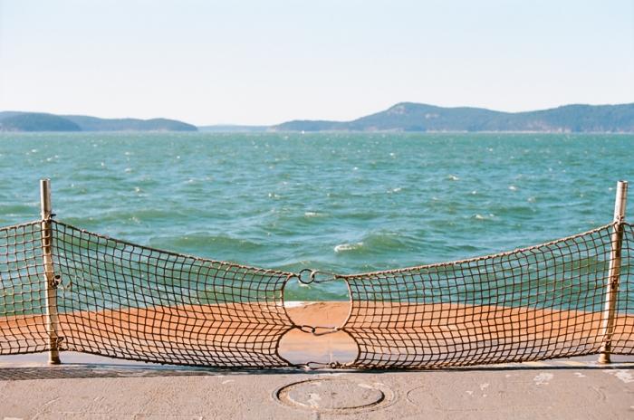 kodak ektar 100 anacortes ferry film photography